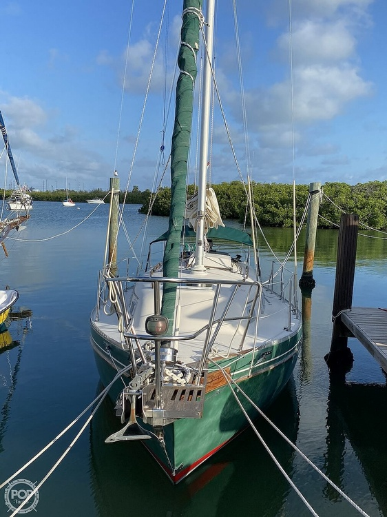 1988 Bayfield Yachts boat for sale, model of the boat is 29 & Image # 2 of 40