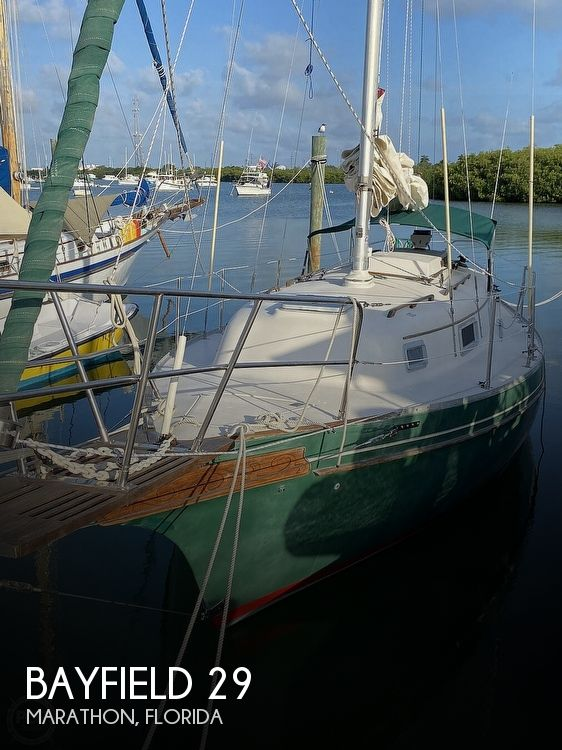 1988 Bayfield Yachts boat for sale, model of the boat is 29 & Image # 1 of 40