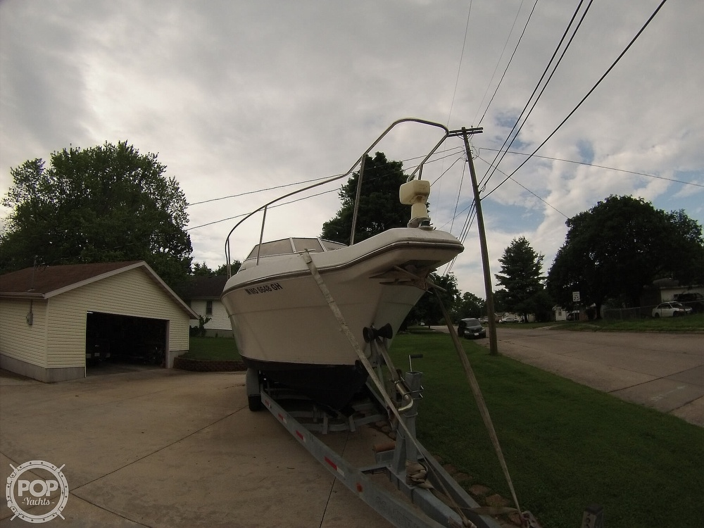1995 Carver boat for sale, model of the boat is 310 mid cabin express & Image # 9 of 40