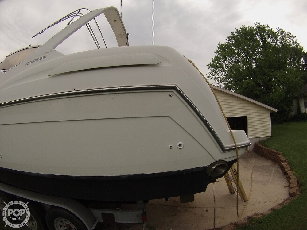 1995 Carver boat for sale, model of the boat is 310 mid cabin express & Image # 7 of 40