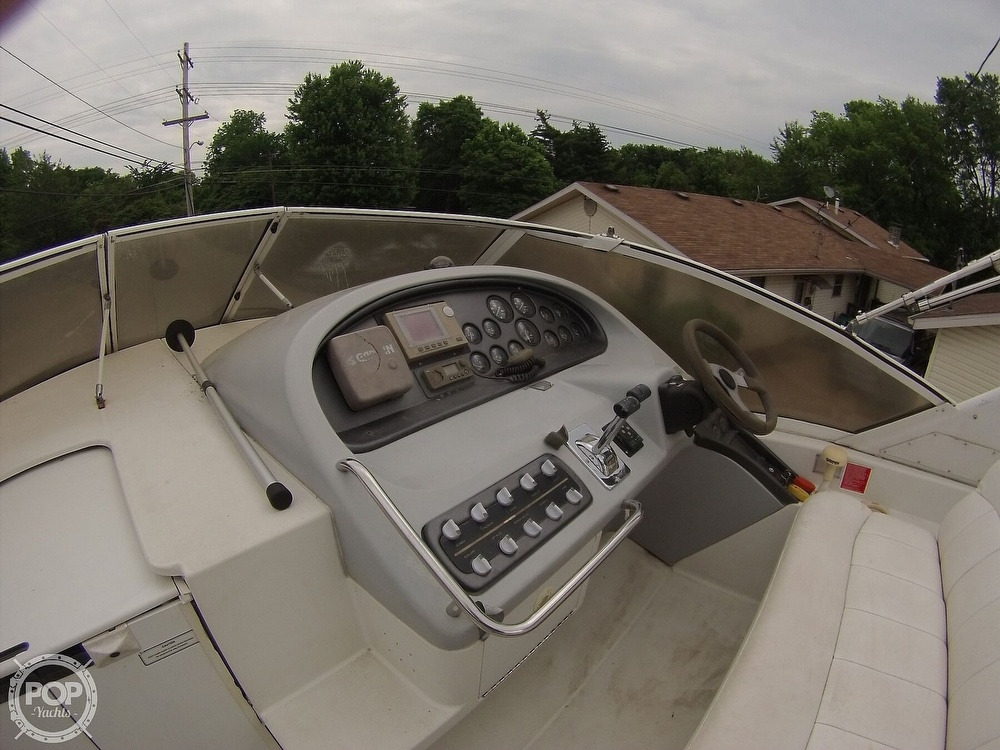 1995 Carver boat for sale, model of the boat is 310 mid cabin express & Image # 34 of 40