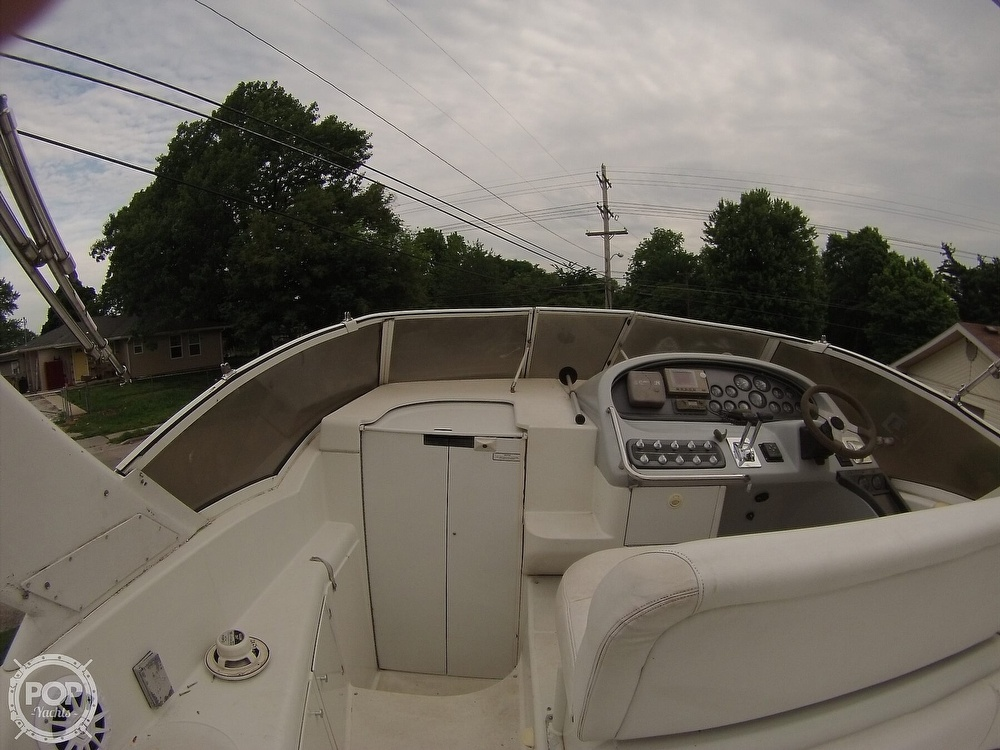 1995 Carver boat for sale, model of the boat is 310 mid cabin express & Image # 40 of 40