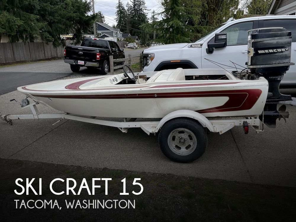 1965 Ski Craft boat for sale, model of the boat is 15 & Image # 1 of 38