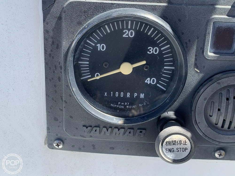 1982 Hunter boat for sale, model of the boat is 33 & Image # 35 of 40