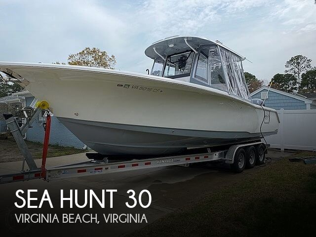 Used Boats For Sale in Virginia Beach, Virginia by owner | 2020 Sea Hunt Gamefish 30
