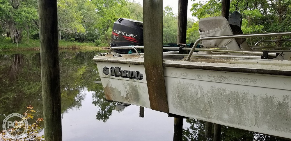1995 Wahoo boat for sale, model of the boat is 1750 offshore & Image # 18 of 36