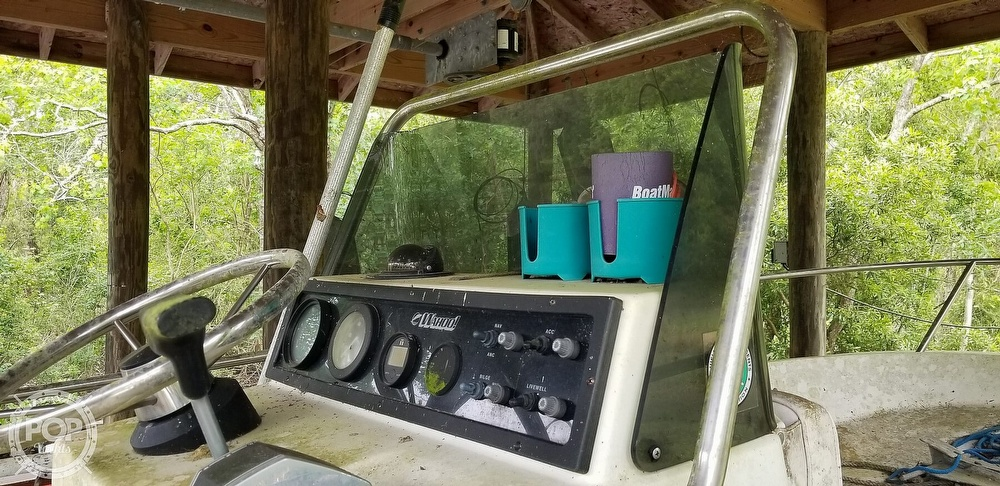 1995 Wahoo boat for sale, model of the boat is 1750 offshore & Image # 23 of 36