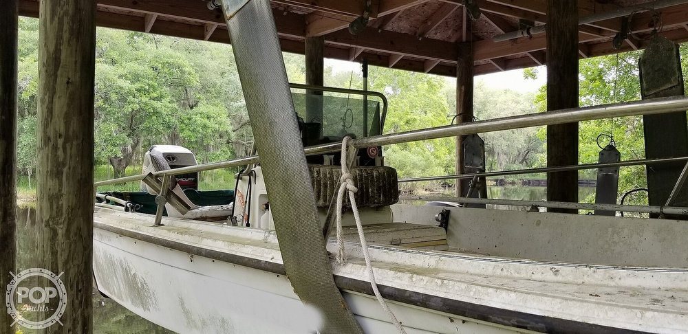 1995 Wahoo boat for sale, model of the boat is 1750 offshore & Image # 27 of 36