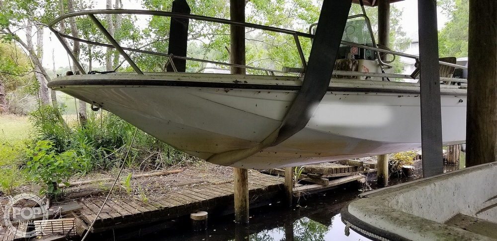 1995 Wahoo boat for sale, model of the boat is 1750 offshore & Image # 31 of 36