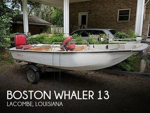 1967 BOSTON WHALER 13 for sale