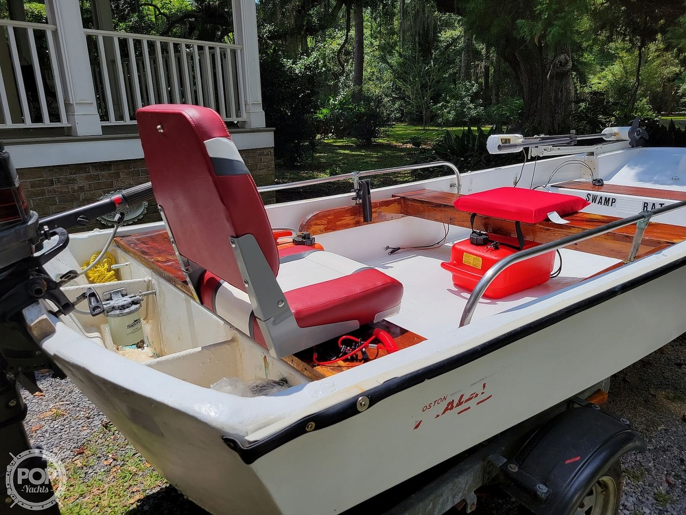 1967 Boston Whaler boat for sale, model of the boat is 13 & Image # 3 of 40