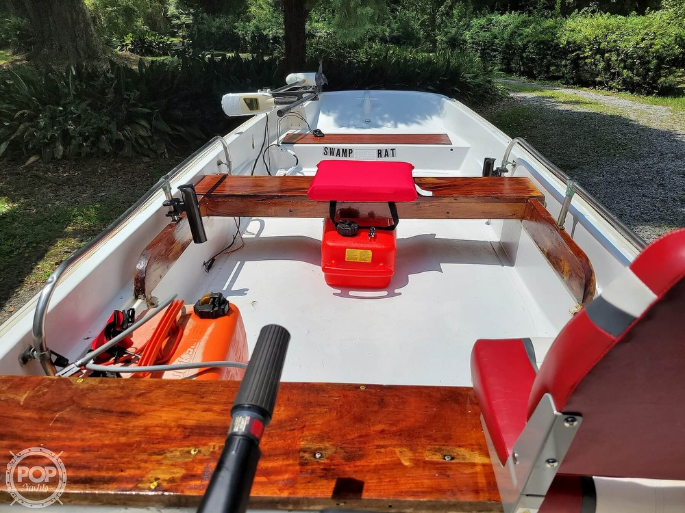 1967 Boston Whaler boat for sale, model of the boat is 13 & Image # 6 of 40