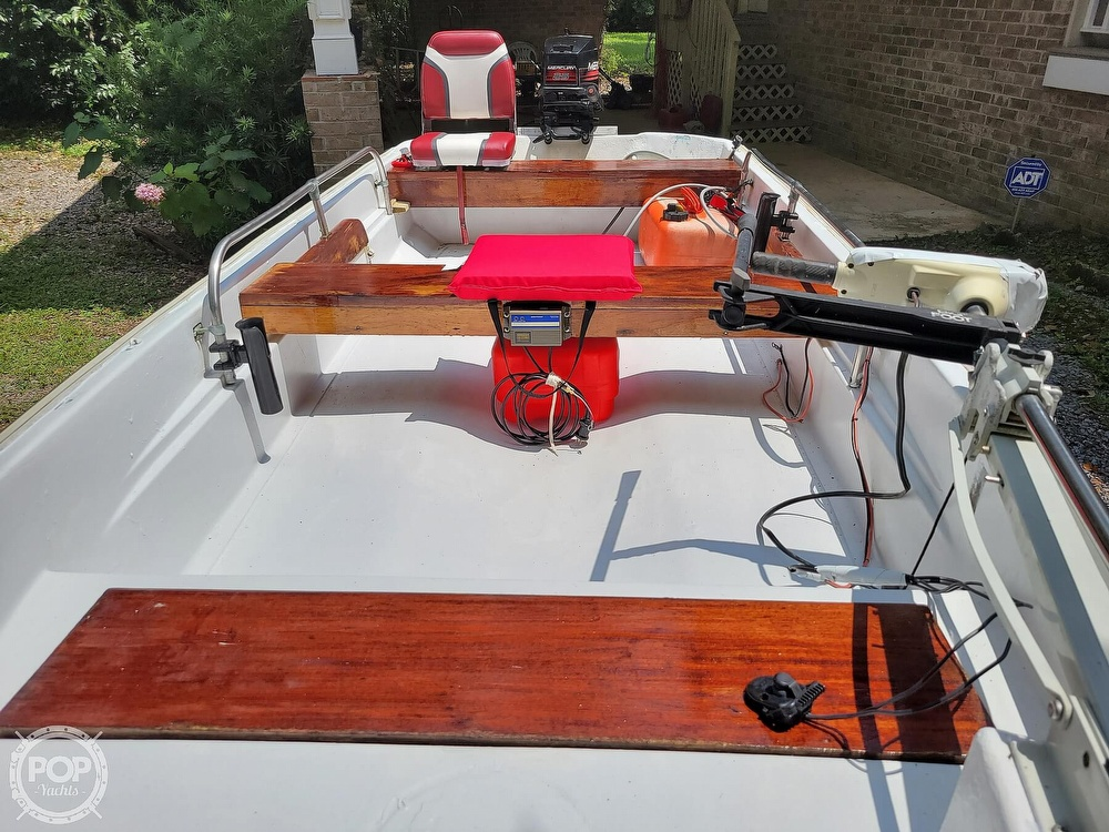 1967 Boston Whaler boat for sale, model of the boat is 13 & Image # 5 of 40