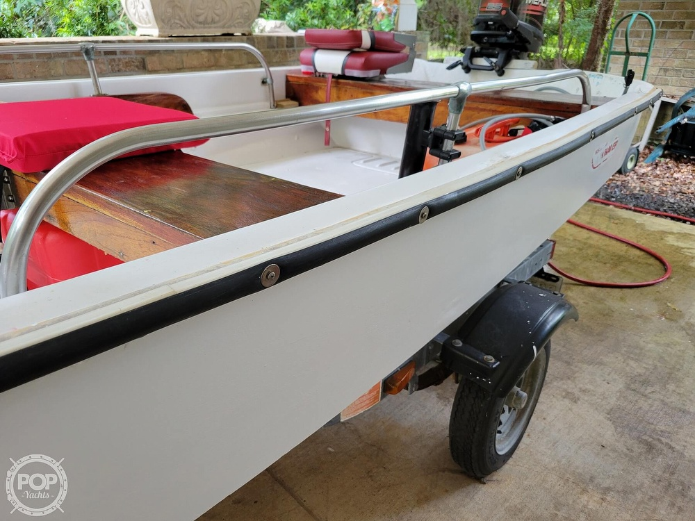 1967 Boston Whaler boat for sale, model of the boat is 13 & Image # 7 of 40