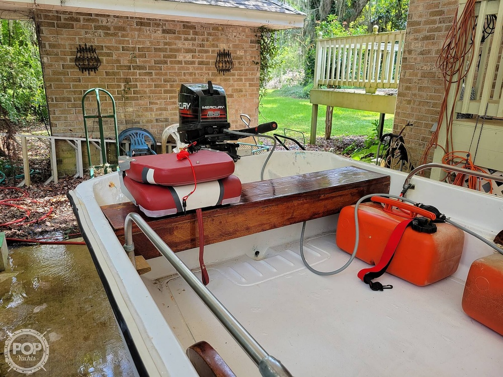 1967 Boston Whaler boat for sale, model of the boat is 13 & Image # 28 of 40