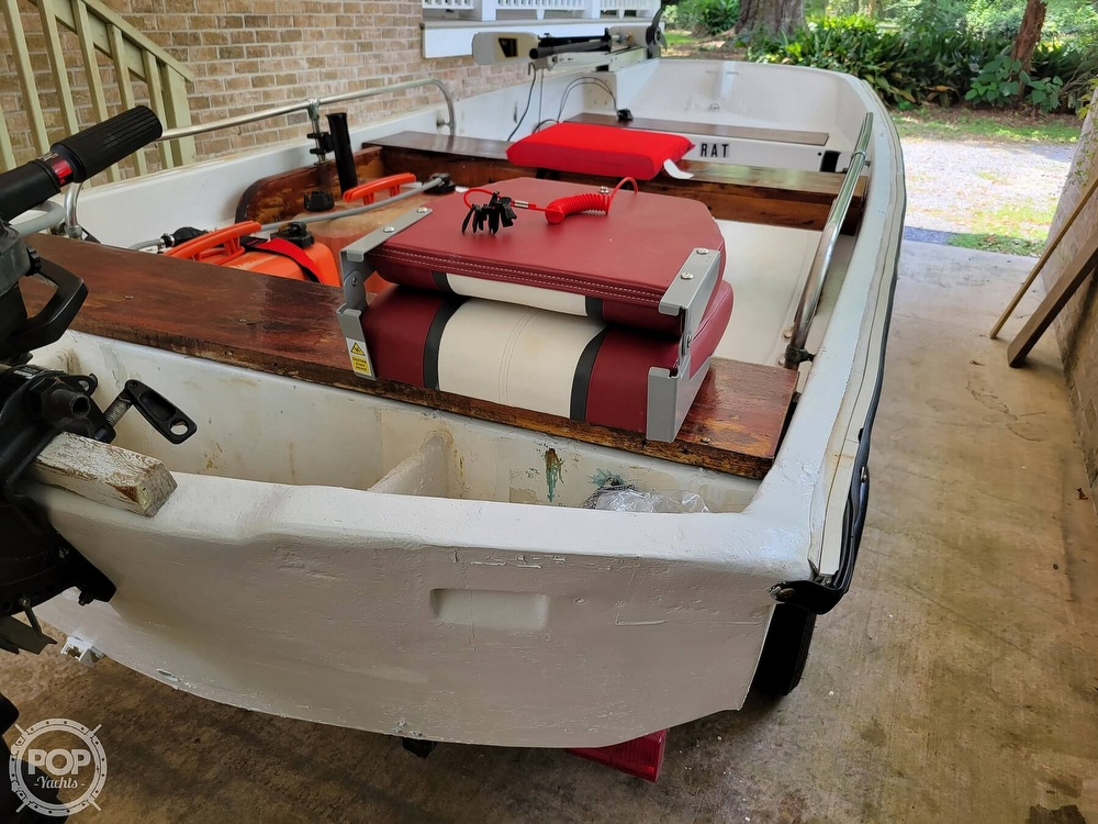 1967 Boston Whaler boat for sale, model of the boat is 13 & Image # 12 of 40