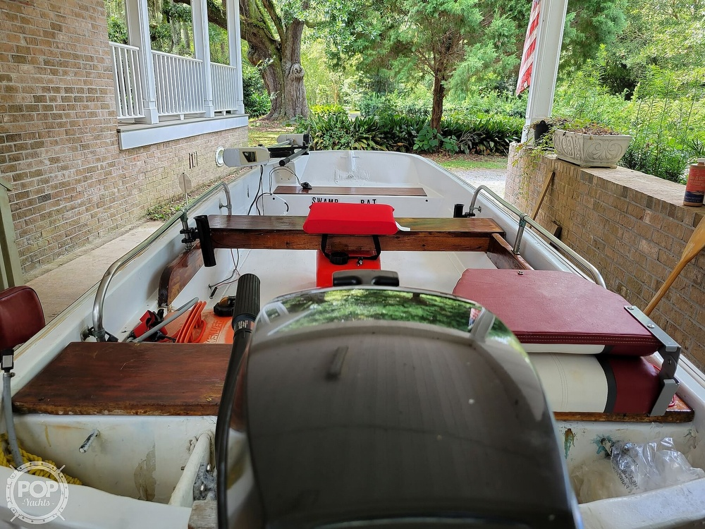 1967 Boston Whaler boat for sale, model of the boat is 13 & Image # 14 of 40
