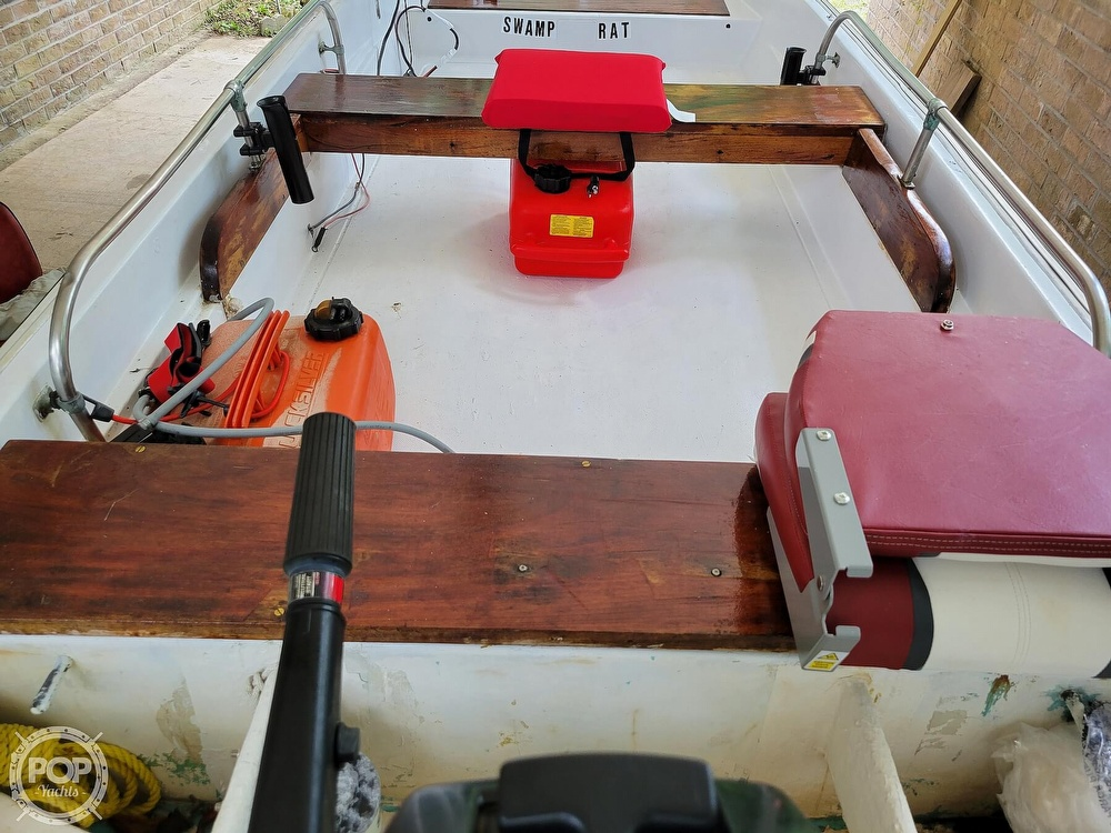 1967 Boston Whaler boat for sale, model of the boat is 13 & Image # 15 of 40