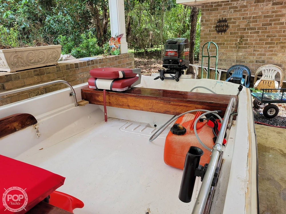 1967 Boston Whaler boat for sale, model of the boat is 13 & Image # 18 of 40