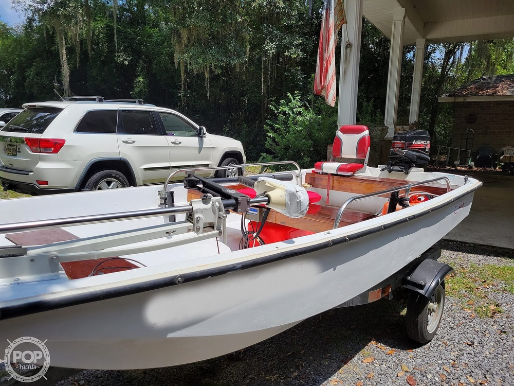 1967 Boston Whaler boat for sale, model of the boat is 13 & Image # 23 of 40
