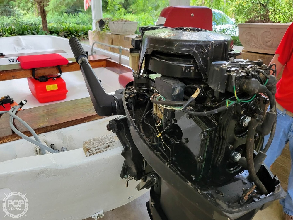 1967 Boston Whaler boat for sale, model of the boat is 13 & Image # 40 of 40