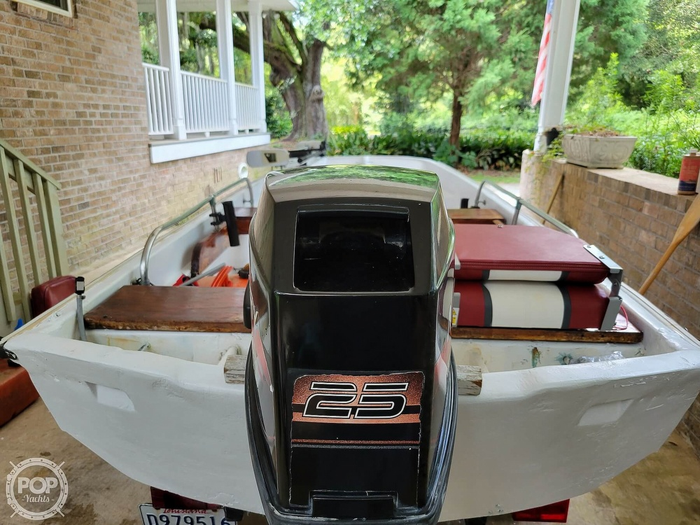 1967 Boston Whaler boat for sale, model of the boat is 13 & Image # 35 of 40