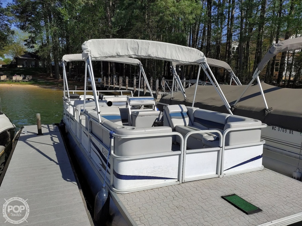 1995 Crest boat for sale, model of the boat is 25 Pontoon & Image # 14 of 40