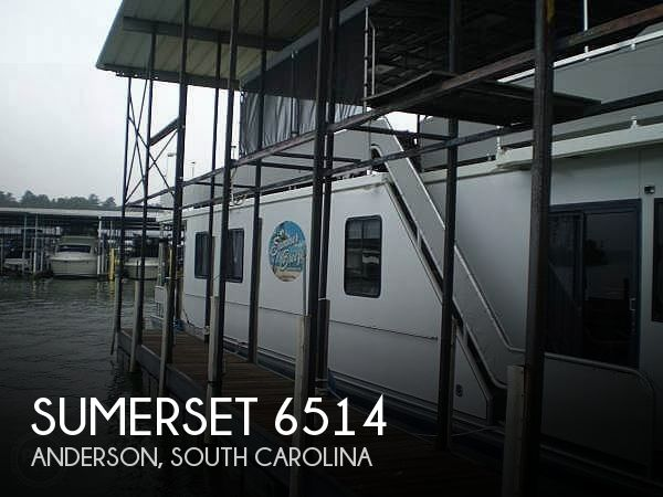 Used Sumerset Houseboats For Sale by owner | 1993 Sumerset 6514