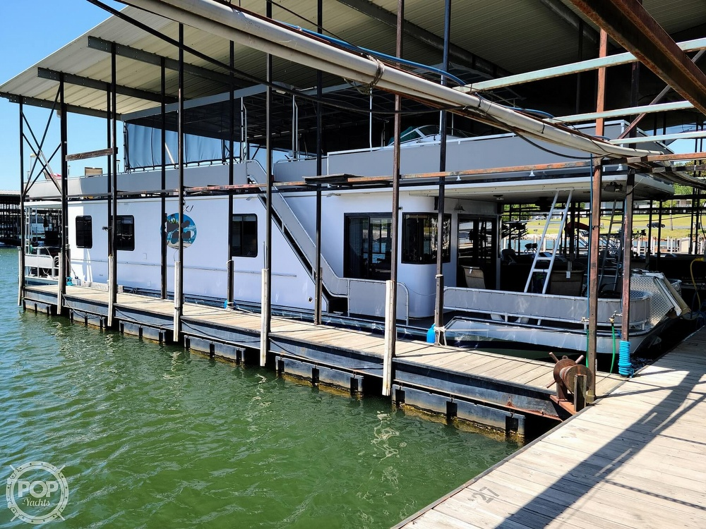 1993 Sumerset Houseboats boat for sale, model of the boat is 6514 & Image # 13 of 40