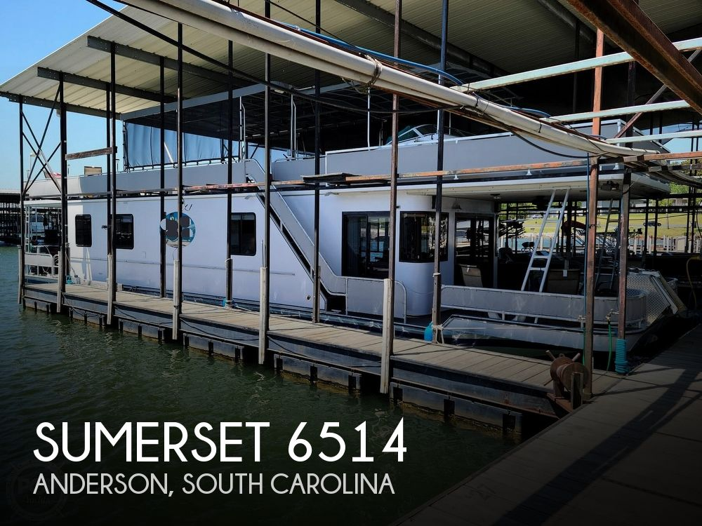 1993 Sumerset Houseboats boat for sale, model of the boat is 6514 & Image # 1 of 40