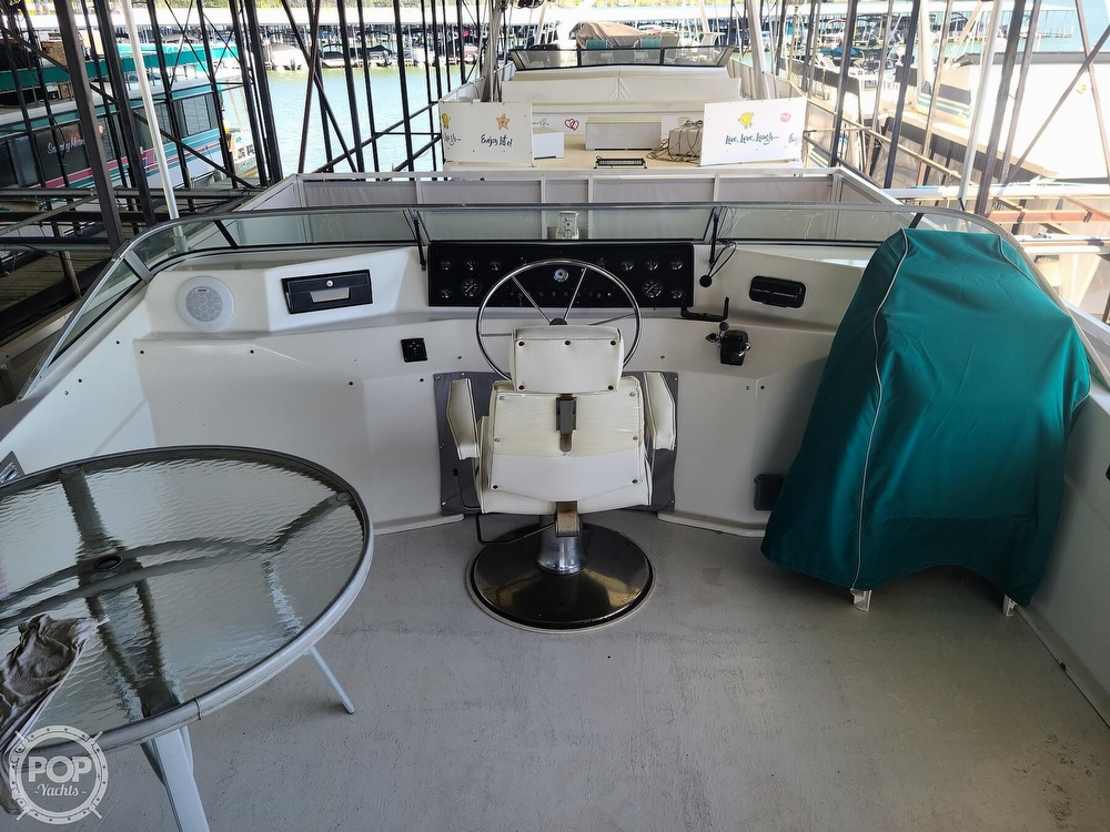 1993 Sumerset Houseboats boat for sale, model of the boat is 6514 & Image # 2 of 40