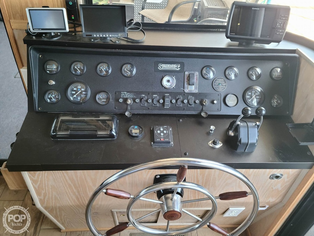 1993 Sumerset Houseboats boat for sale, model of the boat is 6514 & Image # 7 of 40