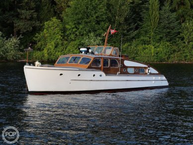 Shain Airflow Trimmership, 47', for sale - $79,000