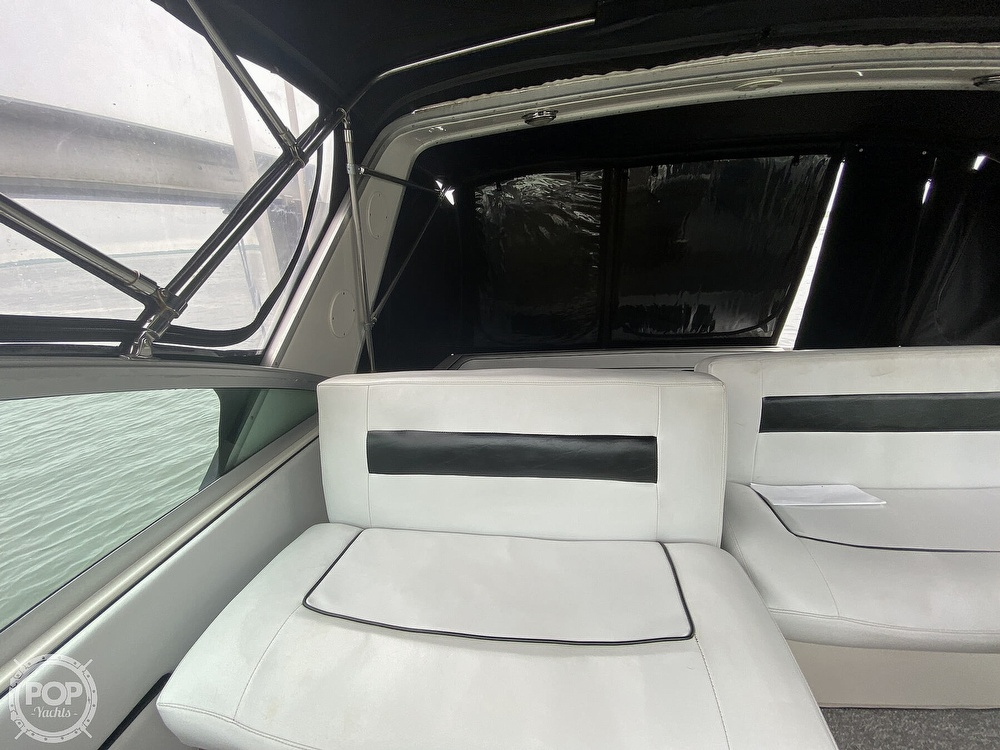 1988 Sea Ray boat for sale, model of the boat is 340 Express Cruiser & Image # 23 of 40