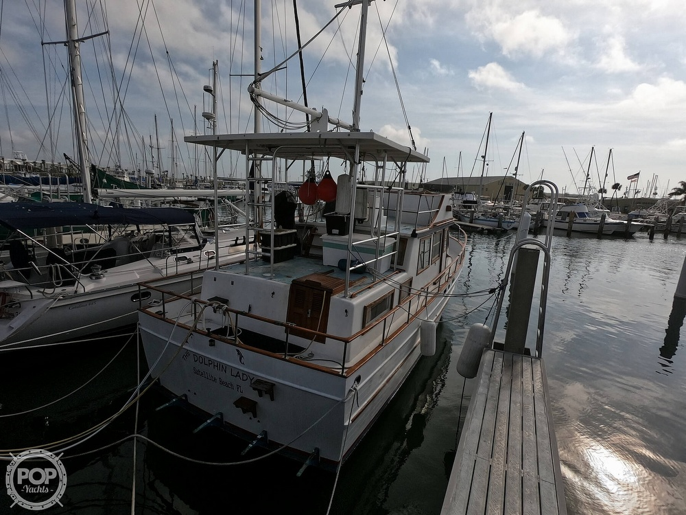 1979 Marine Trader boat for sale, model of the boat is 38 & Image # 7 of 40