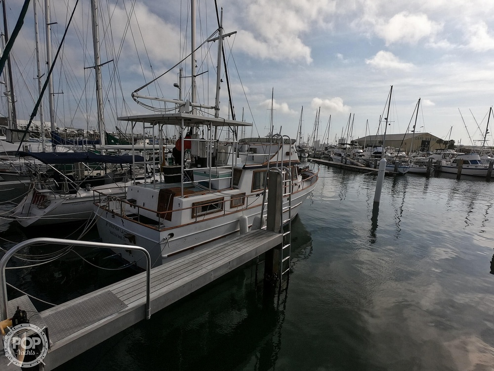 1979 Marine Trader boat for sale, model of the boat is 38 & Image # 8 of 40