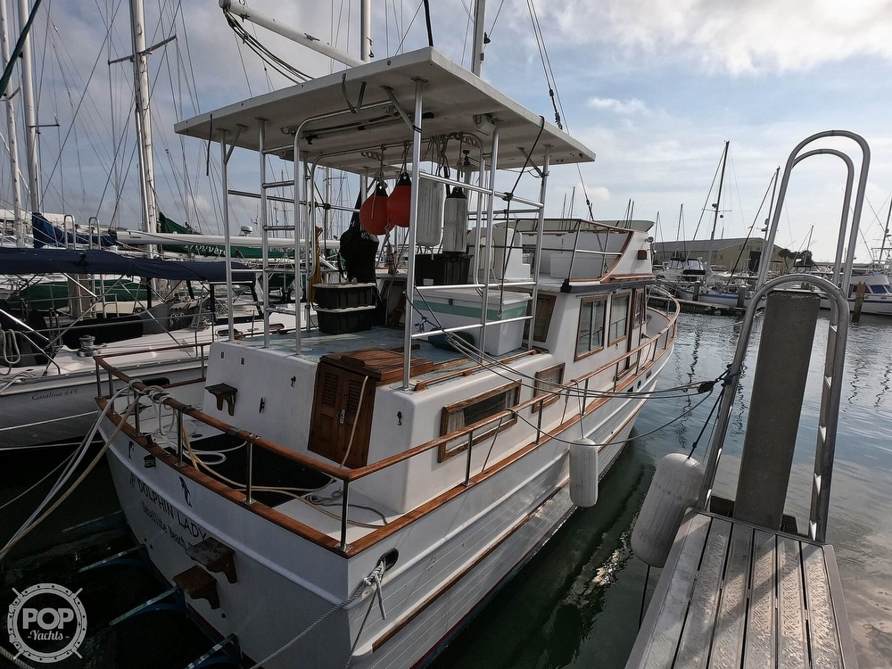 1979 Marine Trader boat for sale, model of the boat is 38 & Image # 9 of 40