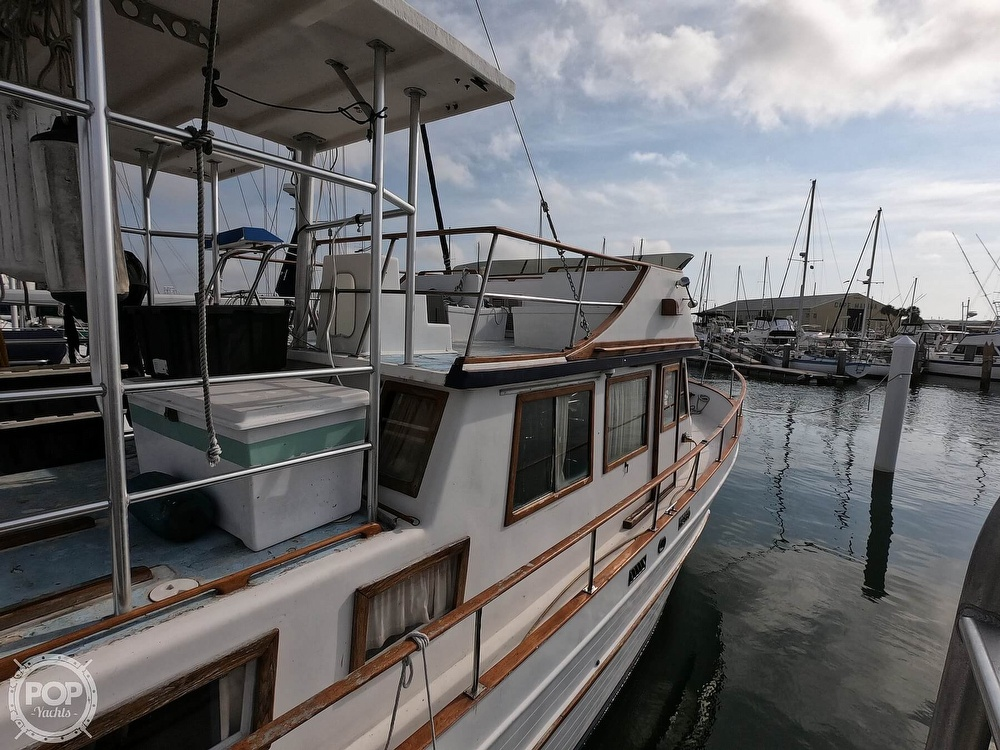 1979 Marine Trader boat for sale, model of the boat is 38 & Image # 10 of 40
