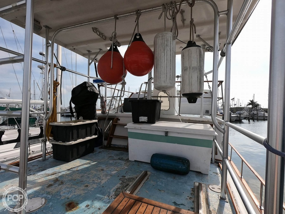 1979 Marine Trader boat for sale, model of the boat is 38 & Image # 11 of 40
