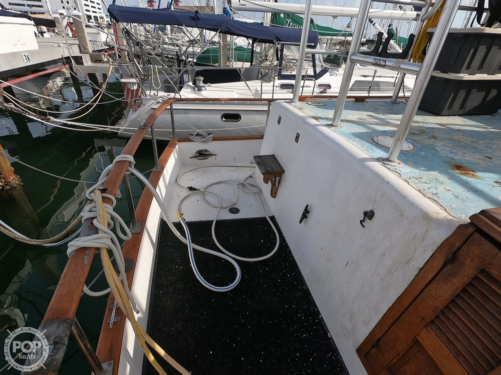 1979 Marine Trader boat for sale, model of the boat is 38 & Image # 12 of 40