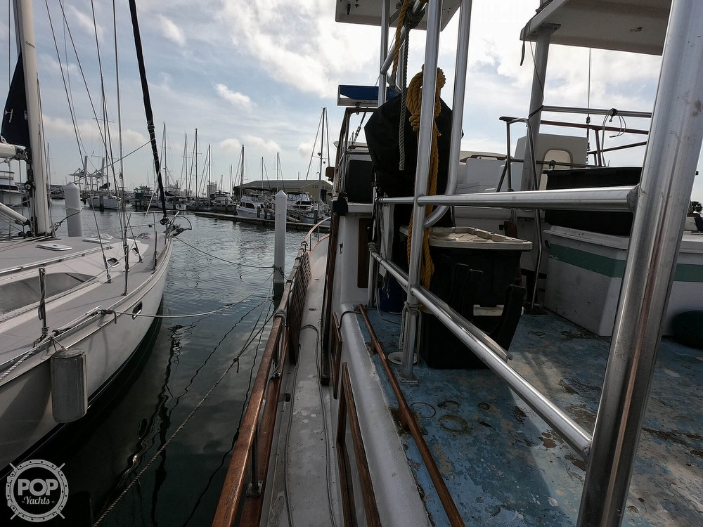 1979 Marine Trader boat for sale, model of the boat is 38 & Image # 13 of 40