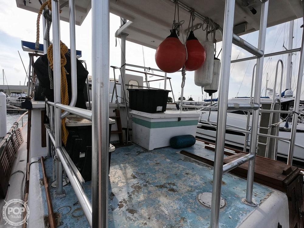 1979 Marine Trader boat for sale, model of the boat is 38 & Image # 14 of 40