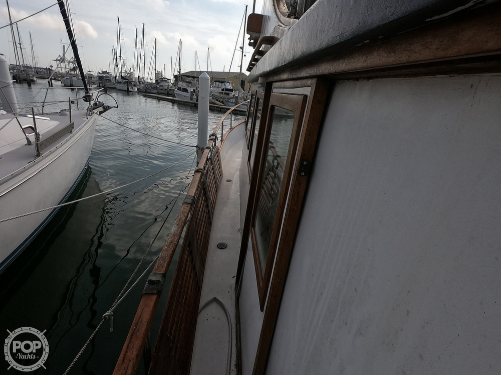 1979 Marine Trader boat for sale, model of the boat is 38 & Image # 15 of 40