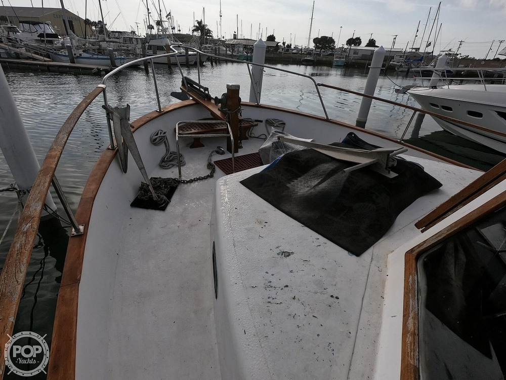 1979 Marine Trader boat for sale, model of the boat is 38 & Image # 16 of 40