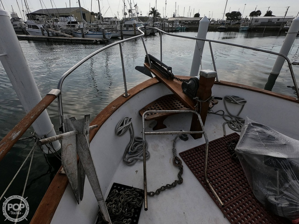 1979 Marine Trader boat for sale, model of the boat is 38 & Image # 17 of 40