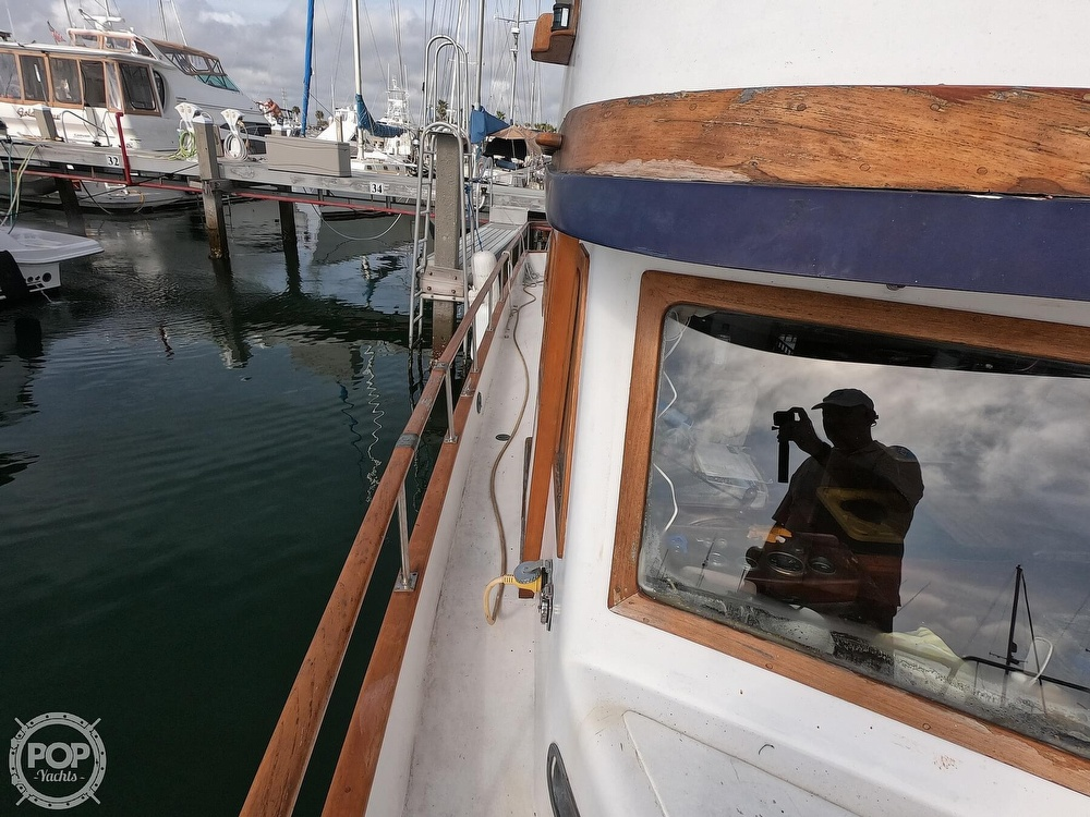1979 Marine Trader boat for sale, model of the boat is 38 & Image # 20 of 40