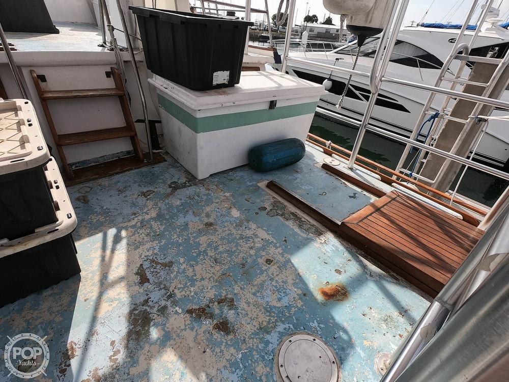 1979 Marine Trader boat for sale, model of the boat is 38 & Image # 23 of 40