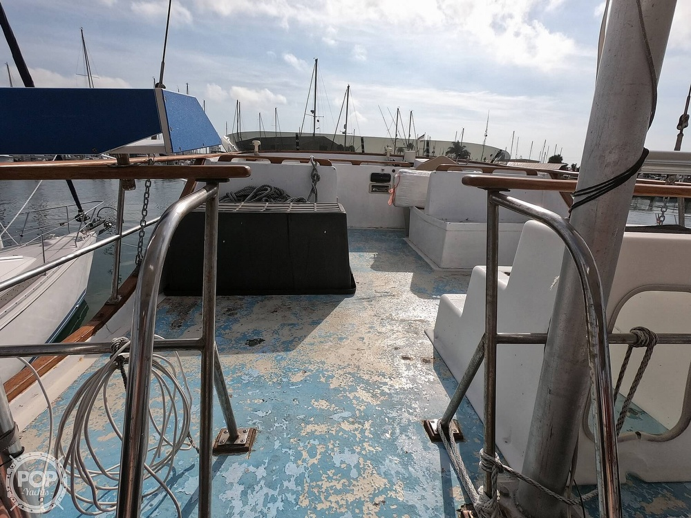 1979 Marine Trader boat for sale, model of the boat is 38 & Image # 25 of 40