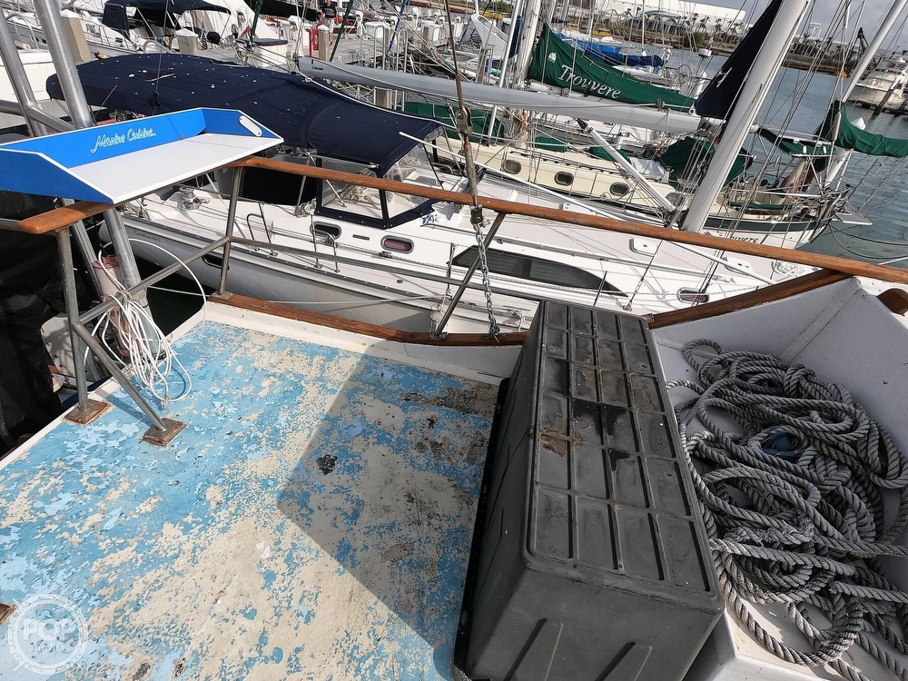1979 Marine Trader boat for sale, model of the boat is 38 & Image # 27 of 40