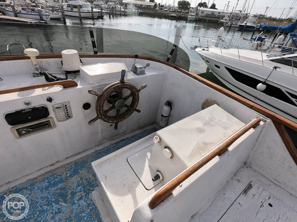 1979 Marine Trader boat for sale, model of the boat is 38 & Image # 29 of 40